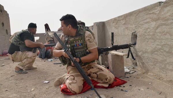 Iraqi security forces - Sputnik International