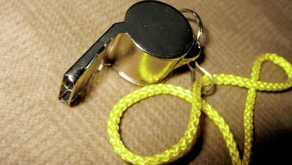 Whistle - Sputnik International