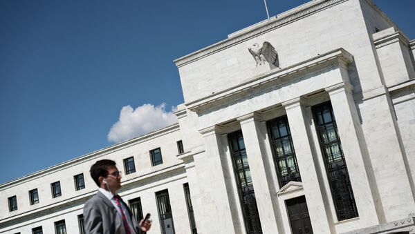 A view of the Federal Reserve - Sputnik International