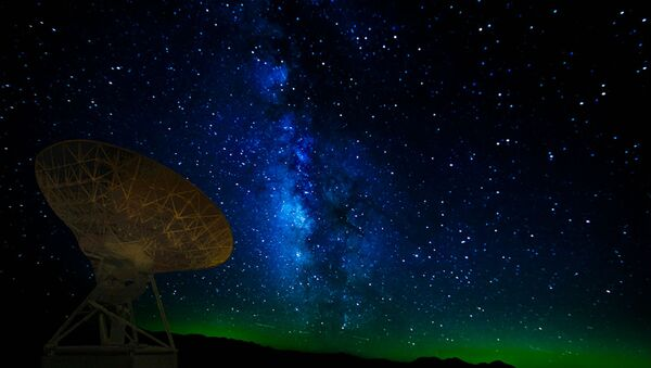 The Square Kilometer Array will scan the stars, hunting for the radio signals of distant civilizations. - Sputnik International