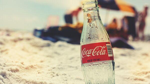 Coca-Cola - Sputnik International