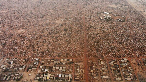 Ouagadougou, capital of Burkina Faso. - Sputnik International