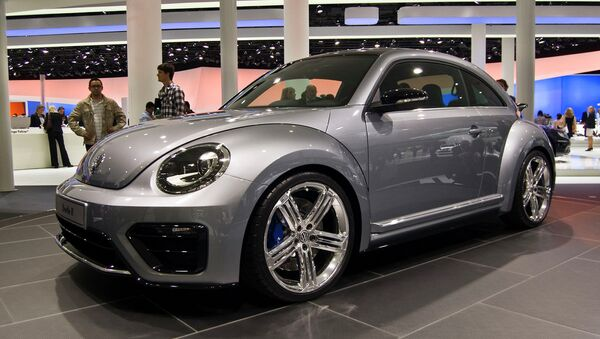 Volkswagen Beetle R Concept - Sputnik International