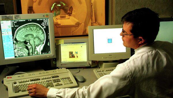 Activation of Brain Region - Sputnik International