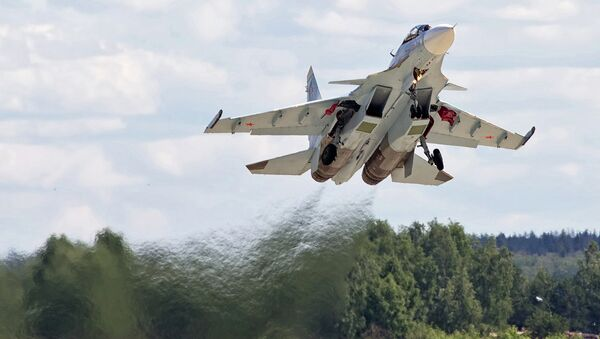 Sukhoi Su-30SM - Sputnik International