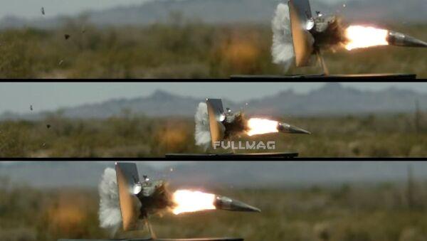5k iMac vs 90mm Cannon - Sputnik International