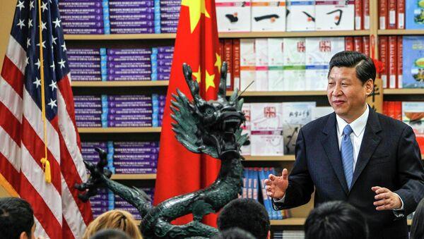 Xi Jinping, China's president - Sputnik International
