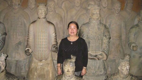 Sandy Phan-Gillis was detained in China in March, and formally arrested in September. - Sputnik International
