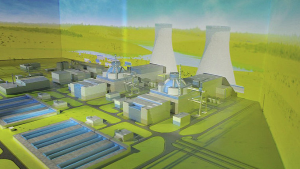 Turkey's first nuclear power plant - Sputnik International