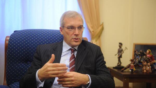 Deputy Foreign Minister Alexander Grushko - Sputnik International