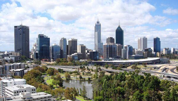 City of Perth - Sputnik International