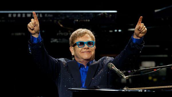 Sir Elton John - Sputnik International