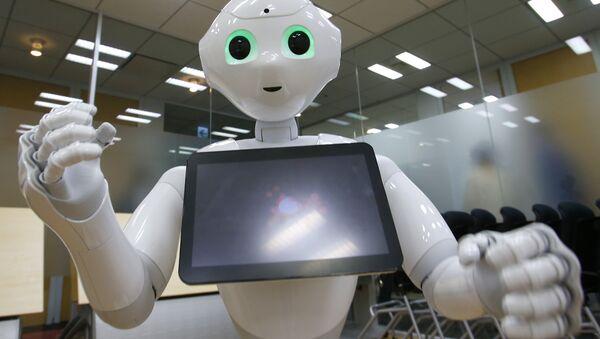 SoftBank Corp.'s new companion robot Pepper - Sputnik International