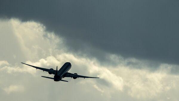 An Aeroflot Airbus A320 passenger airliner takes off - Sputnik International