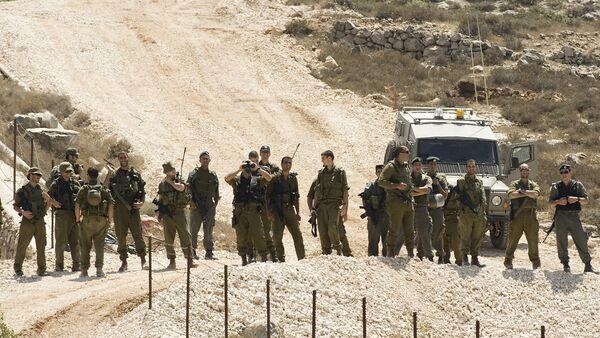 Palestine soldiers - Sputnik International