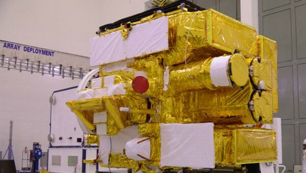 ASTROSAT satellite - Sputnik International