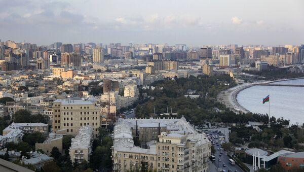 A view of Baku - Sputnik International
