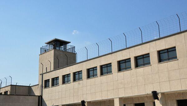 Prison building. - Sputnik International