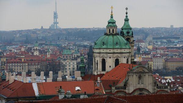Cities of the world. Prague - Sputnik International