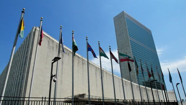 UN Headquarters, New York City - Sputnik International