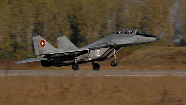 MiG-29. Bulgaria - Sputnik International
