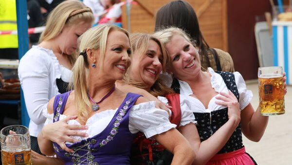 Oktoberfest celebrations - Sputnik International