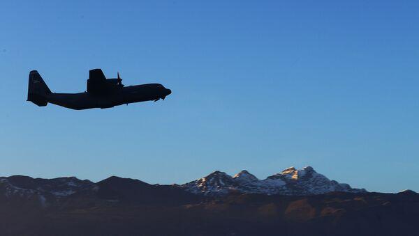 C-130 military transport plane. - Sputnik International