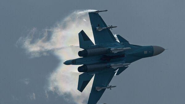 Su-34 bomber jet - Sputnik International