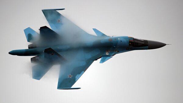 Su-34 strike fighter - Sputnik International