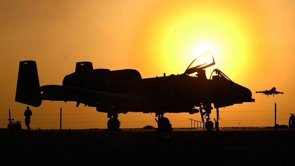 Military Airplane - Sputnik International
