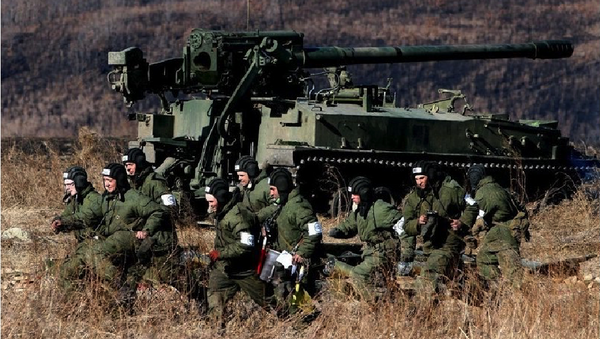 Troops in Russia's Eastern Military District have been moved to the highest state of combat readiness as surprise drills began in the region, the Russian Defense Ministry said Friday. - Sputnik International