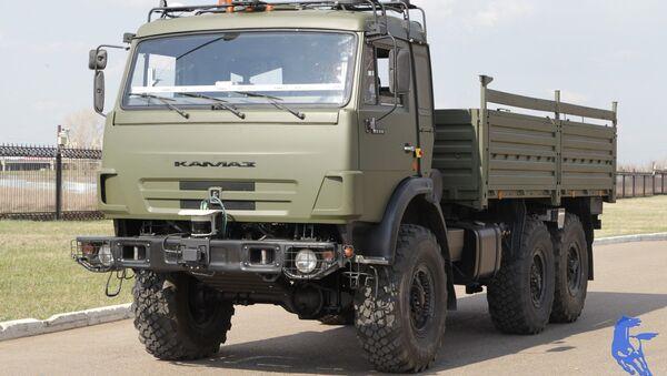 Unmanned vehicle - Sputnik International