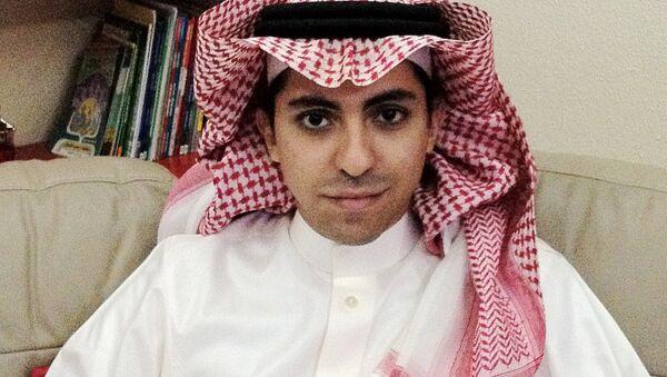 Picture of Raif Badawi (Arabic: رائف بدوي), a Saudi Arabian writer and activist - Sputnik International