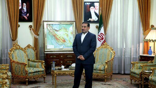 Secretary of Iran's Supreme National Security Council Ali Shamkhani - Sputnik International