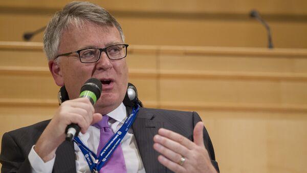 Nicolas Schmit, Minister of Labour, Work and Social Economy of Luxemburg - Sputnik International