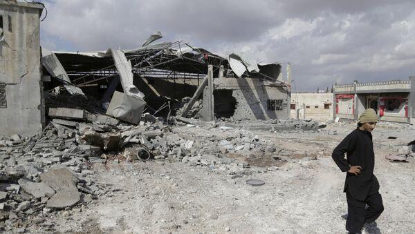 US Has No Idea How to Fix Syria, Should Listen to Russia - Sputnik International