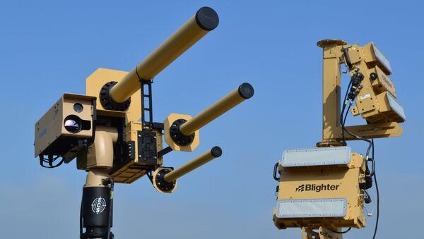 Anti-UAV Defence System (AUDS) - Sputnik International