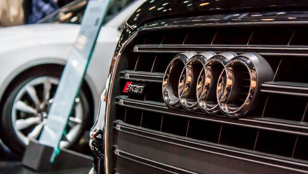 A top Los Angeles County Sheriff's official is under fire after buying a stolen Audi last year for $3,000 from the owner of a towing company that works with his office. - Sputnik International
