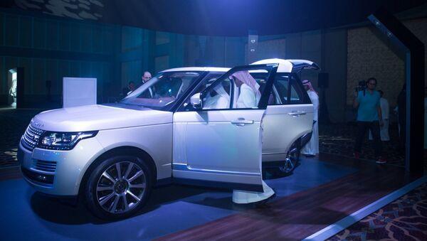 The All-New Range Rover | Revealed in Riyadh, KSA - Sputnik International