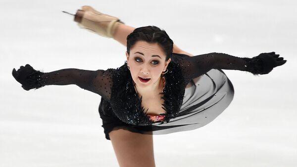 Российская фигуристка Елизавета Туктамышева во время выступления на турнире Japan Open в Сайтаме, Япония - Sputnik International