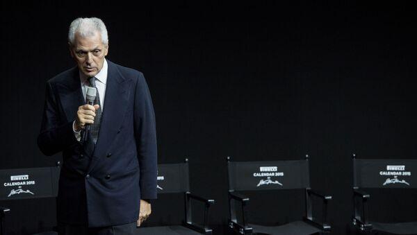 CEO Pirelli Group Marco Tronchetti Provera - Sputnik International