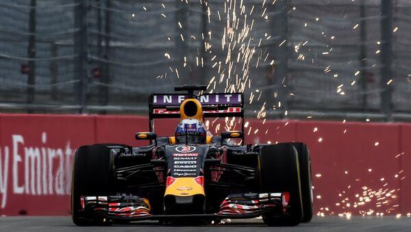 Auto racing. Formula-1. Russian Grand Prix. Free practice - Sputnik International