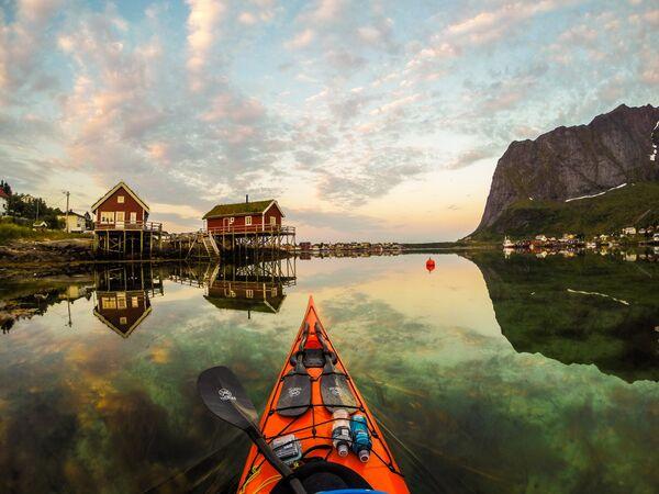 Lofoten Islands, Norway - Sputnik International