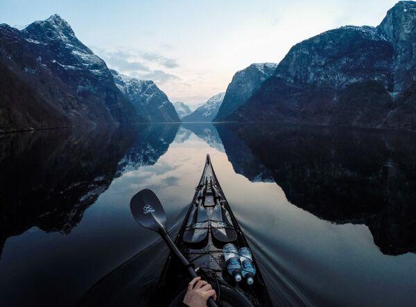 Nærøyfjorden, Norway - Sputnik International