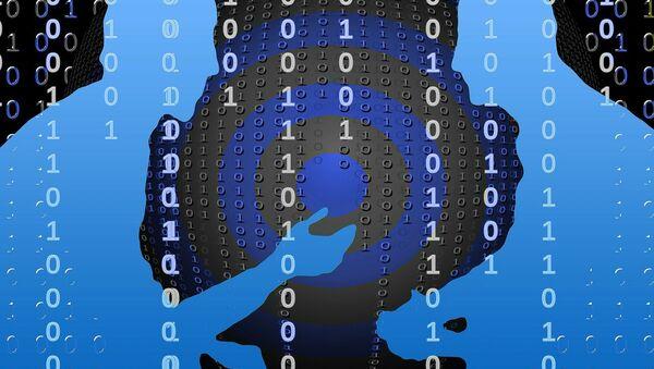 Personal data online - Sputnik International