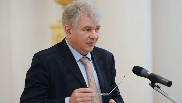 Russian Deputy Foreign Minister Aleksey Meshkov - Sputnik International