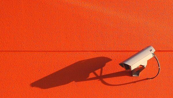 CCTV surveillance - Sputnik International