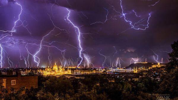 Budapest - Sputnik International