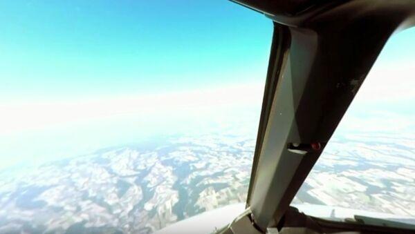 360° cockpit view   SWISS Airbus A320   Zurich – Geneva - Sputnik International