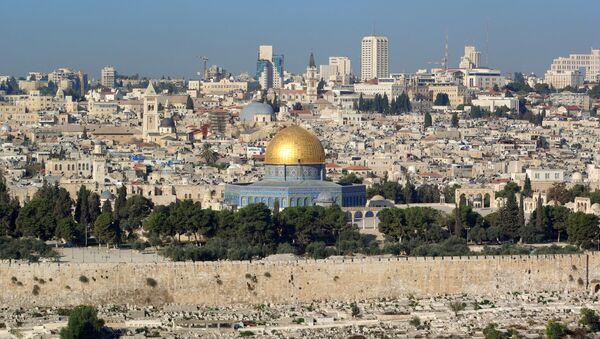 Eastern Jerusalem - Sputnik International